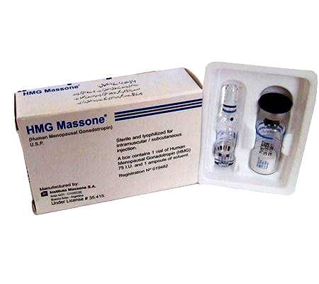 HMG Massone Injection
