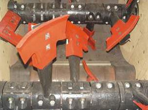 Twin Shaft Concrete Mixer Wear Parts