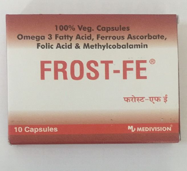 Frost-FE Capsules