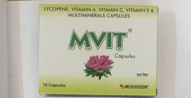 Vitamin A Capsule ( Acetate) .