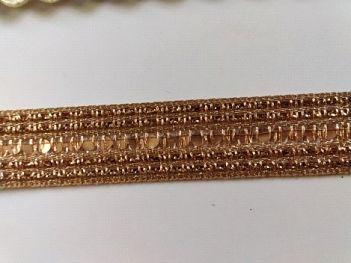 Golden Suit Lace 04
