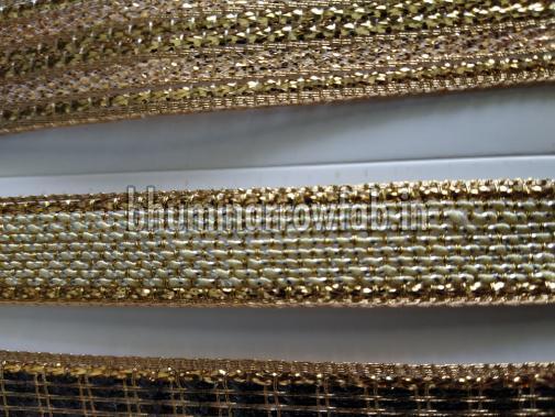 Golden Border Suit Laces