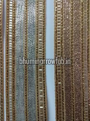 Golden China Saree Laces