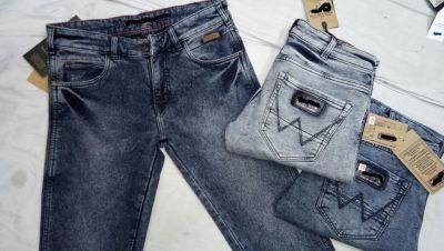 Branded Mens Lycra Jeans 01