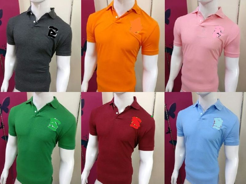 Branded Mens Polo T-Shirts