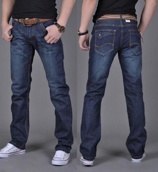 Mens Comfort Fit Jeans 01