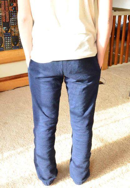 Mens Dobby Jeans 02
