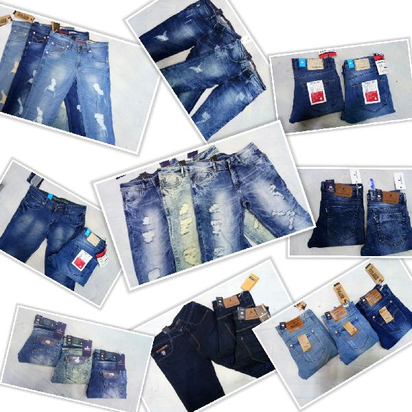 Mens Fashion Jeans 01