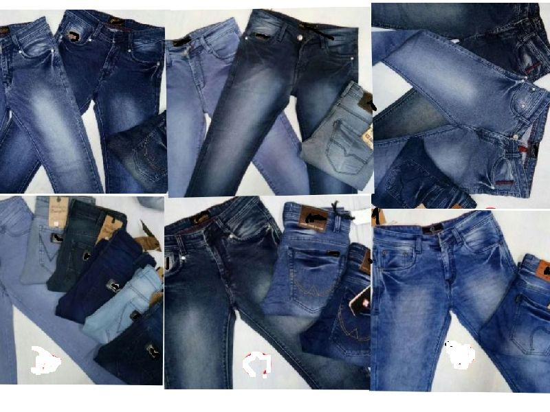 Mens Fashion Jeans 02