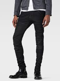 Mens Narrow Fit Jeans 02