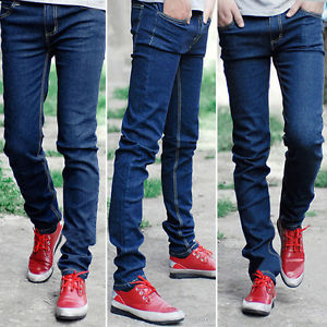 Mens Narrow Fit Jeans 03
