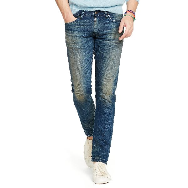 Mens Polo Fit Jeans 02