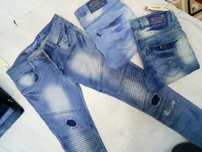 Mens Ripped Jeans 01