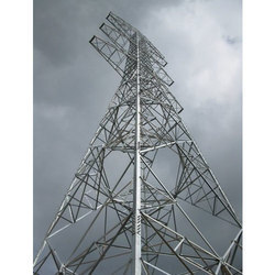 Transmission Tower Fabrication