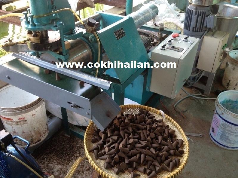 Three Phase Incense Cone Making Machine