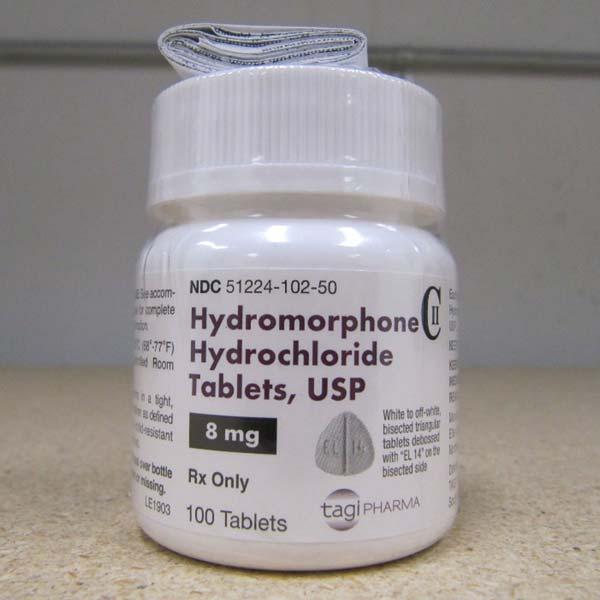 Hydromorphone Hydrochloride Tablets