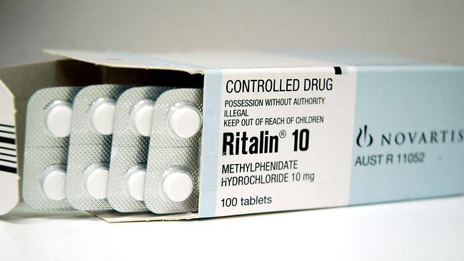 Ritalin - 10 Tablets