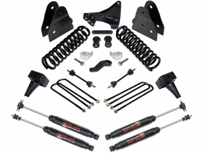 Complete Suspension Kit 01
