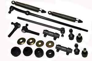 Stabilizer Bar & Link Assembly 02