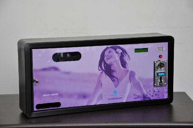 Sanitary Napkin Vending Machine HV 25
