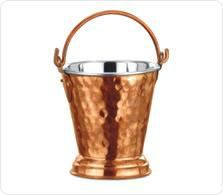 Copper Buckets