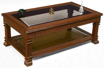 Wooden Centre Table Manufacturer Exporter Supplier In Barmer Rajasthan