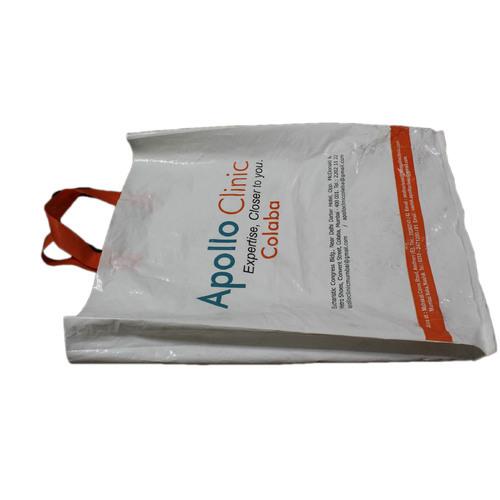 LDPE Loop Handle Bags