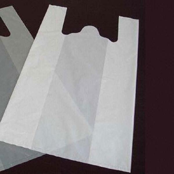 LDPE Plain U Cut Bags