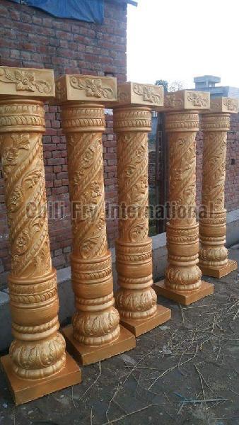 Fibre Pillar 04