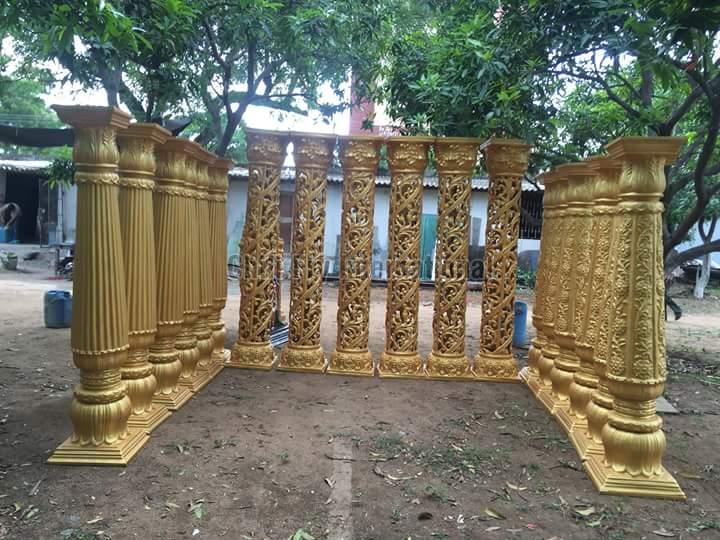 Fibre Pillar 06