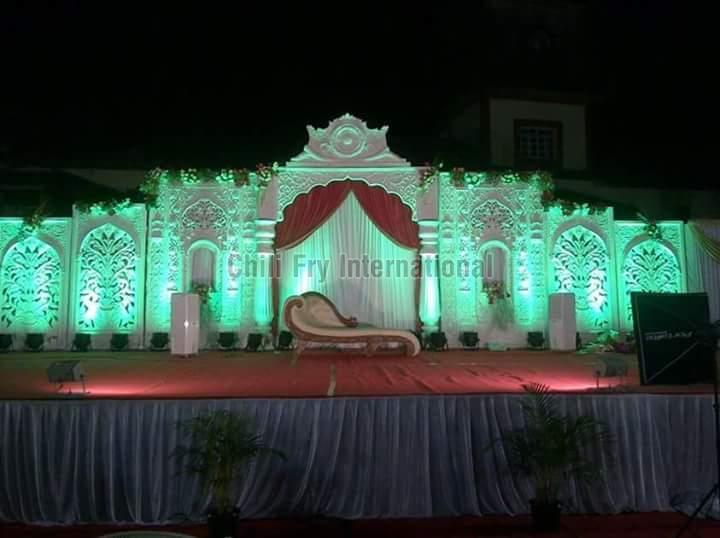 Fibre Wedding Stage 03