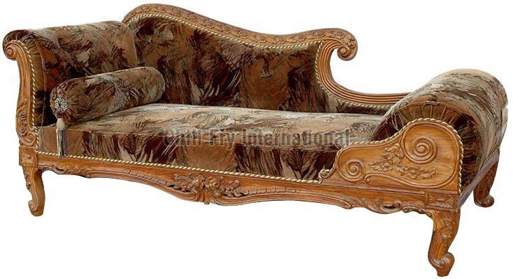 CFI-5500 Wooden Couch