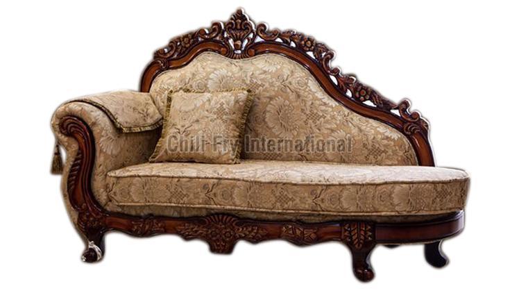 CFI-5501 Wooden Couch