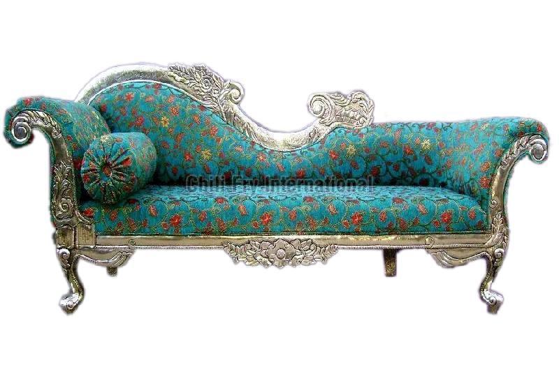 CFI-5524 Wooden Couch