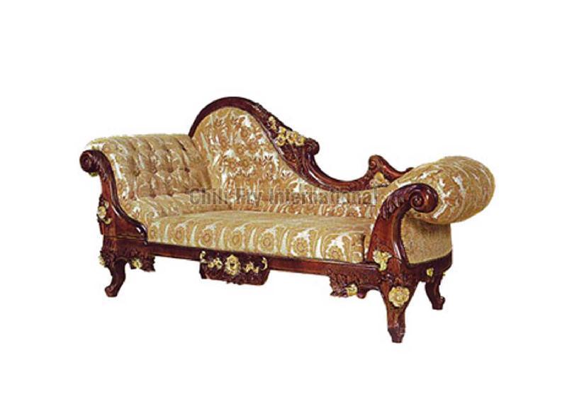 CFI-5553 Wooden Couch
