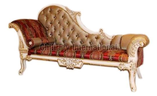 CFI-5571 Wooden Couch