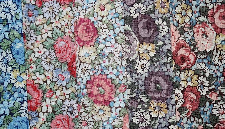 Cotton Print Fabric 03