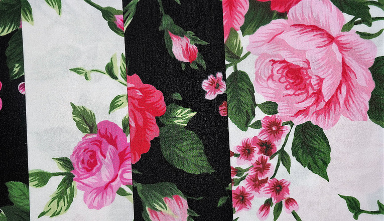 Cotton Print Fabric 05