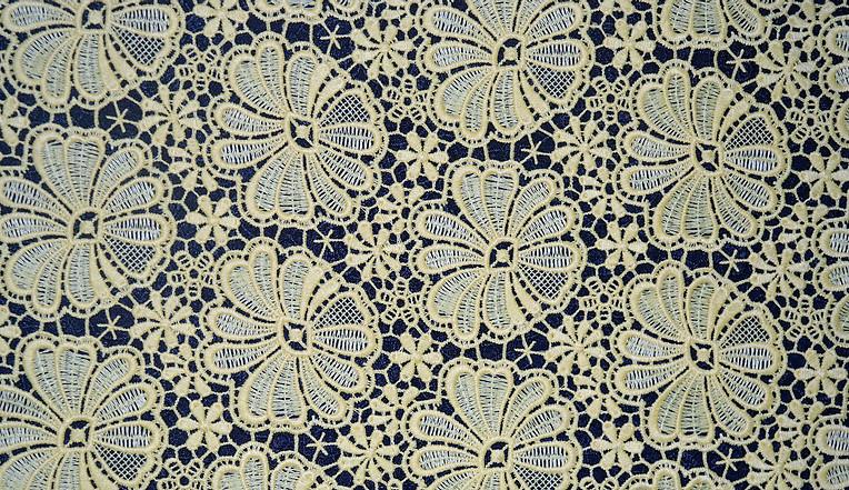 Guipure Allover Fabric 04