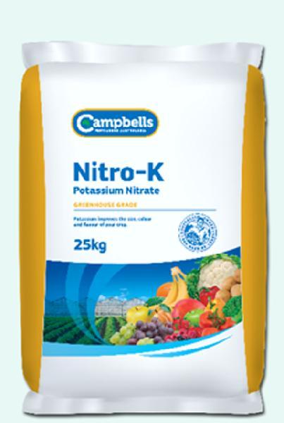 Nitro - K Potassium Nitrate Fertilizer