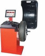 Fully Automatic Wheel Balancer Machine