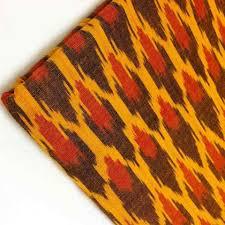 Ikat Fabric 01