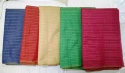 Poly Chanderi Fabric