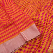 Silk Chanderi Fabric 01