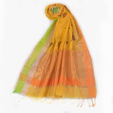 Silk Chanderi Fabric 03