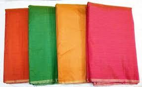 Silk Chanderi Fabric 06