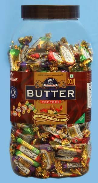 Butter Toffee  Jar