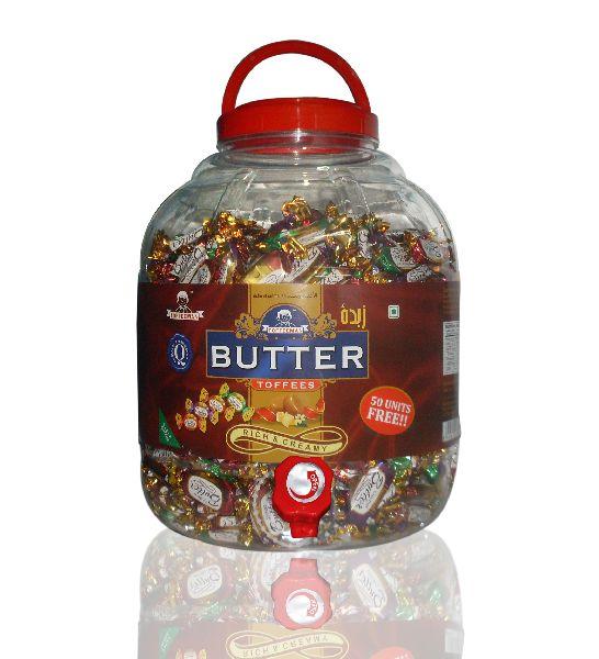 Butter Toffee 3.675g jar