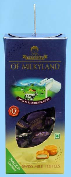 Swiss Milk Toffee