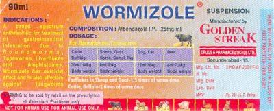 Wormizole